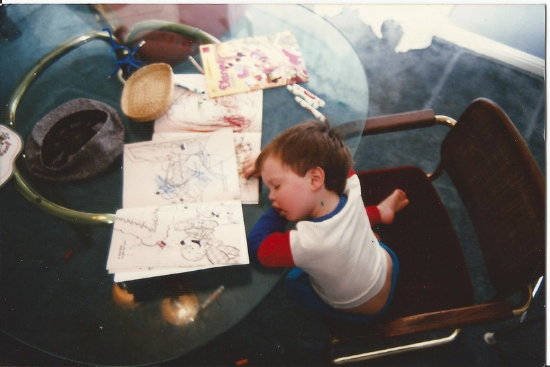 Hard worker from an early age
