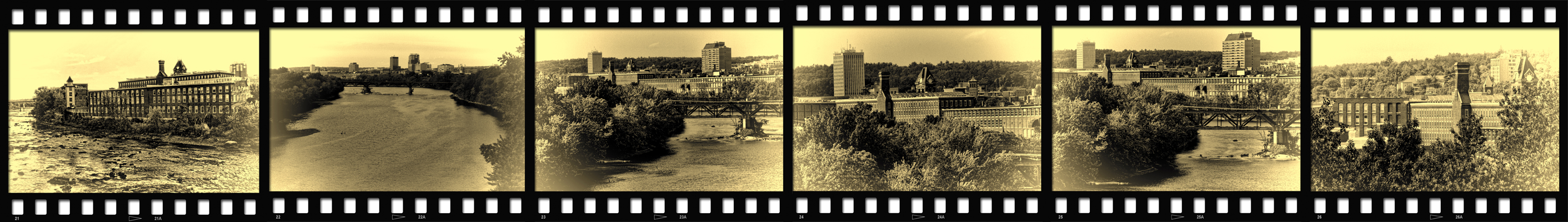 Film Roll<br /> Opalotype Manchester, NH Scenes