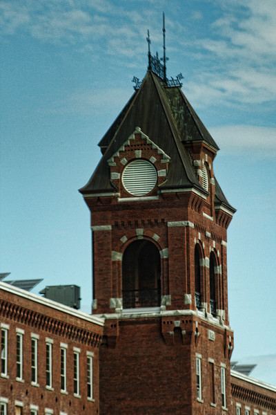 Pandora Mill Building,<br /> Manchester, NH