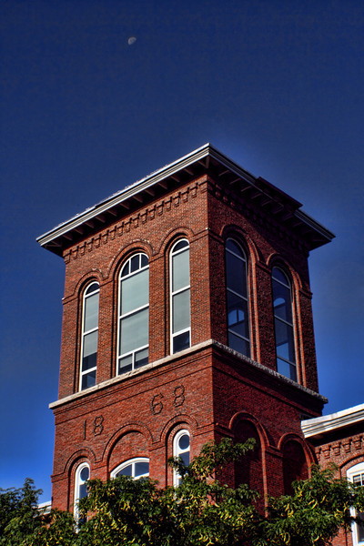 Bedford St. Mill Tower, <br /> Manchester, NH