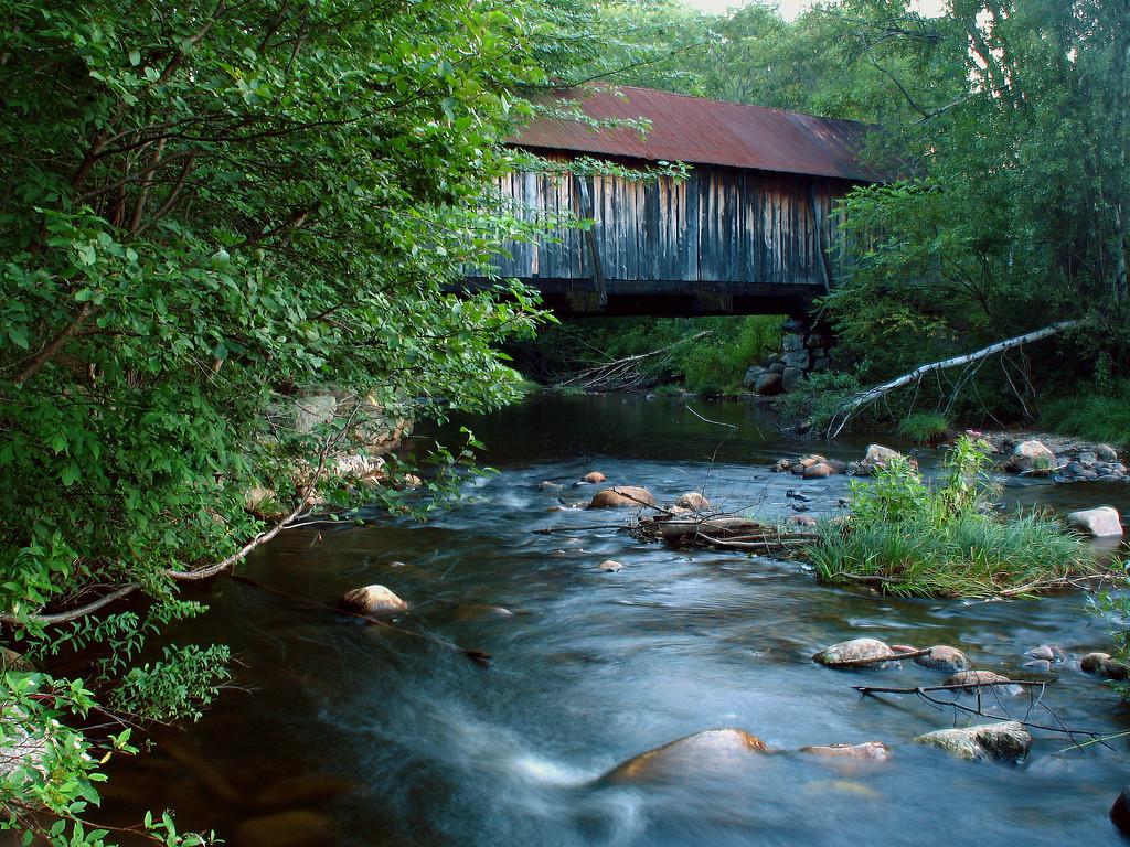Turkey Jim's Bridge<br /> Campton, NH