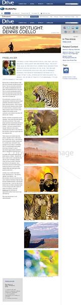 Drive Magazine - Owner Spotlight - Fall 2011