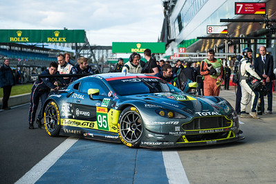 I mean com on, is there anything better looking on a racetrack? Race one of the 2016 season was in the books and it was a victory for the #95. At the end of the year this was the title winning car for Thiim, Turner and Sorensen