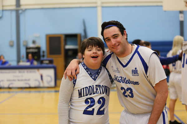 2018 04 04 Unified Basketball MHS vs MT HOPE