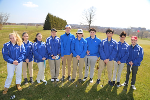 2018 04 11 MHS GOLF Team Photo