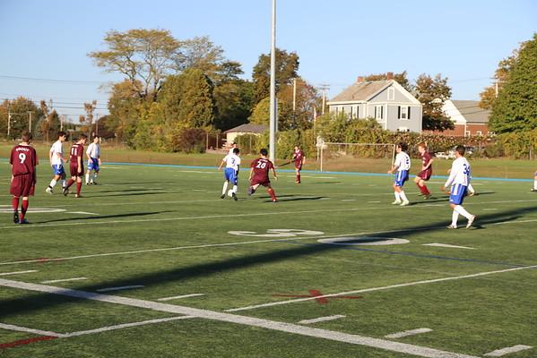 2019.10.19 MHS JV Soccer Game