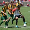 Soccer 2A Final Game Contested at Rio Tinto Stadium