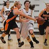 Ogden Tigers Face off Against Morgan Lady Trojans