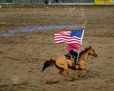 Ogden Pioneer Days Rodeo 2012