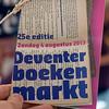 Deventer Boekenmarkt 2013