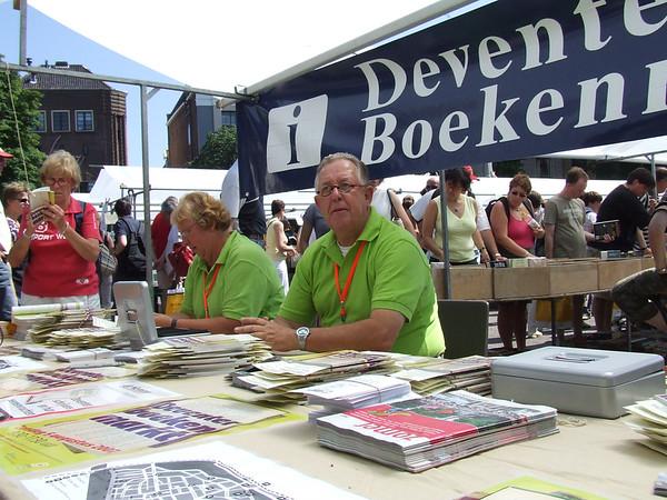 Deventer Boekenmarkt 2007