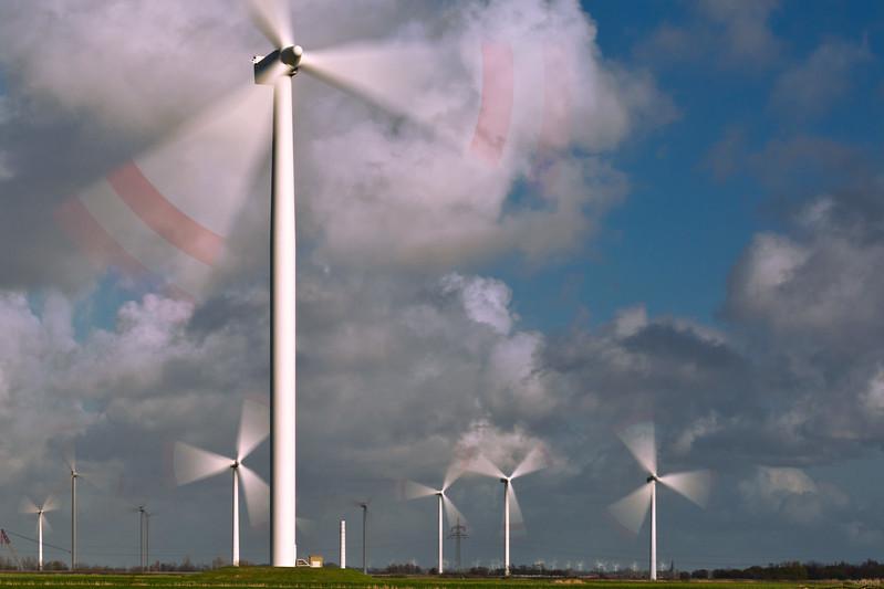 Cux-Altenbruch, Windpark II