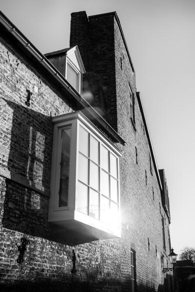 44/365 - Maastricht in zwart-wit X
