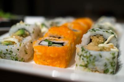 45/365 - Sushi Night