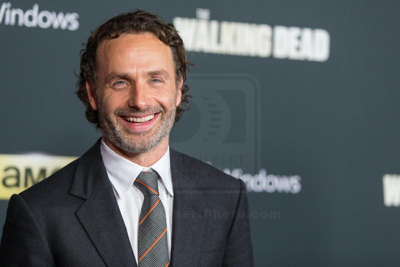 """Season 4 Premiere of """"The Walking Dead"""""""