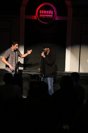 2015.06.10 Dave Attell Comedy Connection