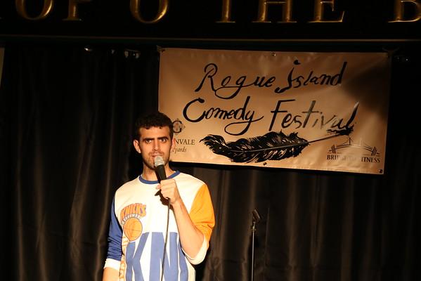 2015.10.08 Rogue Island Comedy Festival 2015