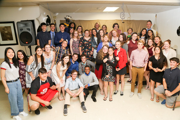 2018 06 04 MHS Music Boosters Award Night