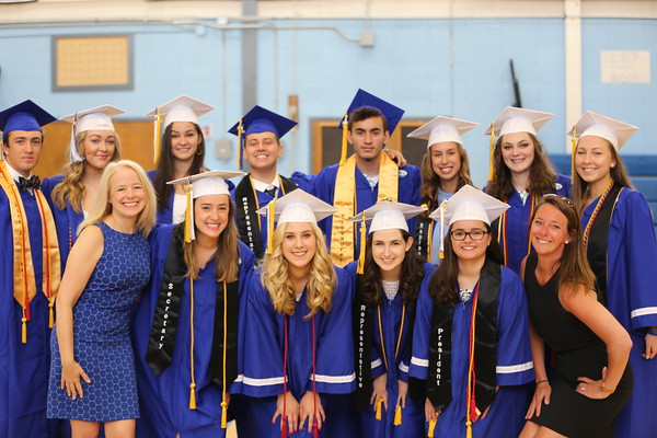 2018 06 09 MHS Class of 2018 Graduation