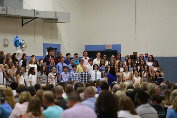 2018 06 22 Gaudet 8th Grade Ceremony