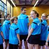 team BCG3 seizoen 2017-2018 in t-shirts van sponsor HZadviesgroep