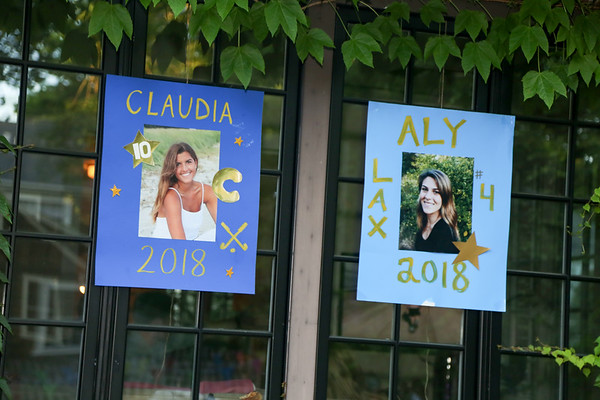 2018 06 15 Aly and Claudia Graduation Party