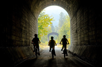 Princeton Tunnels - KVR Trail