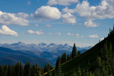 Hiking 78, Paintbrush Trail, Cascade Recreation Area, Manning Provincial Park, Similkameen, summer, landscape, Darren Robinson