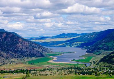 Nicola Lake, Merritt, BC