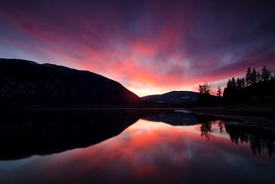 Shuswap Lake, Sunnybrae, BC