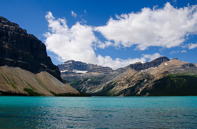 Bow Lake, Banff, AB