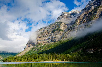 Kinney Lake, Mt Robson Provincial Park, BC
