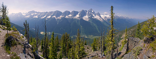 Columbia Range, BC