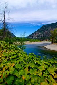 Similkameen River, near Princeton, BC