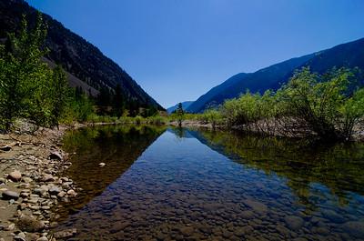Similkameen River, Keremeos, BC