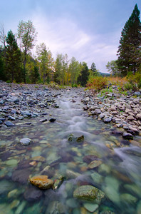 Granite Creek, Coalmont, BC