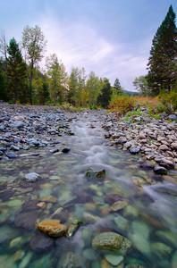 Granite Creek, Coalmont, BC