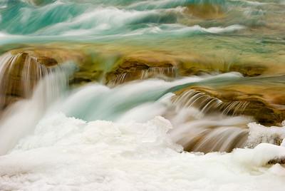 Athabasca River, Jasper, AB