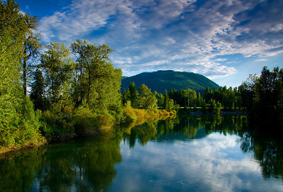 Eagle River, Sicamous, BC