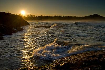 Chesterman Beach, Pacific Rim National Park, BC