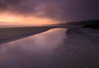 Long Beach, near Tofino, BC