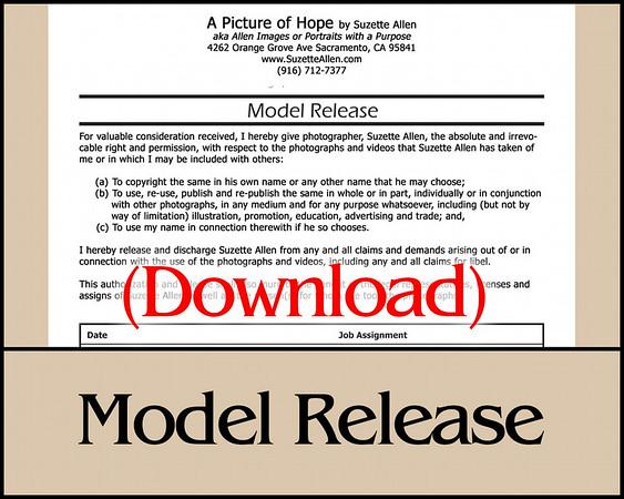 HP model release