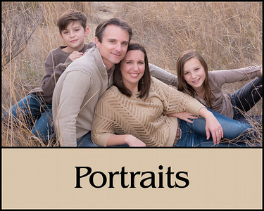 HP family portraits