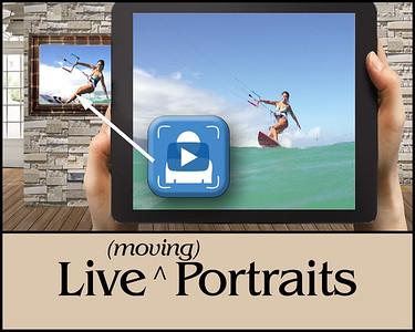 HP Live Portraits