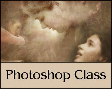 HP photoshop class