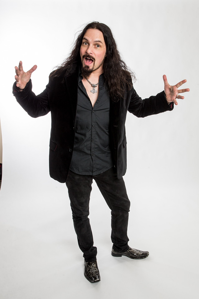 Hall of Heavy Metal History Awards - Backstage Portraits