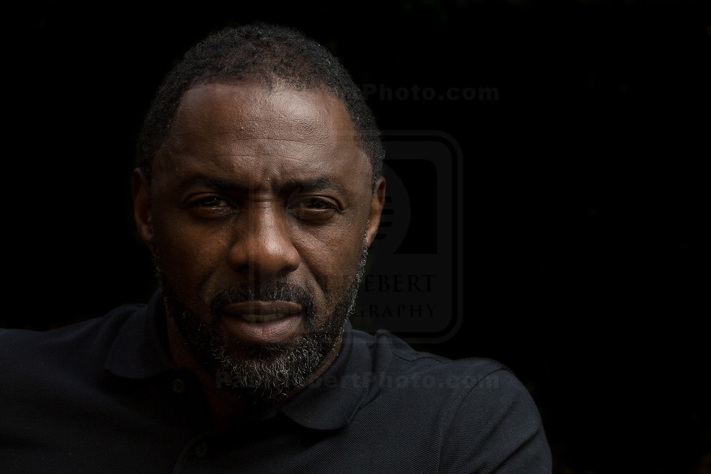 Idris Elba Portrait Session