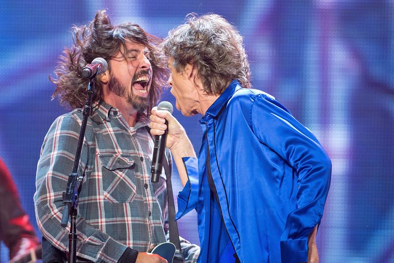 Rolling Stones In Concert - Anaheim, CA
