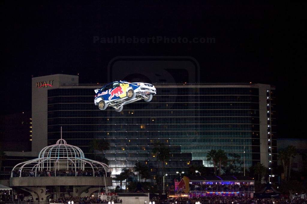 Extreme: Red Bull New Year No Limits
