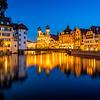 Old town / Lucerne, Switzerland